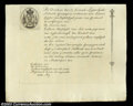 Stocks and Bonds:International Certificates, Keyserlycke Indische Compagnie - Imperial India Company (...