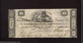 Obsoletes By State:Ohio, 1814 $3 Jefferson Bank of New Salem, OH, Extremely Fine-About ...