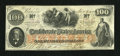 Confederate Notes:1862 Issues, T41 $100 1862 PF-11 Cr-319A.. ...