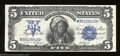 Large Size:Silver Certificates, 1899 $5 Silver Certificate, Fr-277, Very Choice Crisp ...