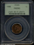 Proof Indian Cents: , 1880 PR 65 Red PCGS. The current Coin Dealer Newsletter (...