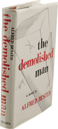 Books:First Editions, Alfred Bester: Signed First Edition of The Demolished Man.(Chicago: Shasta Publishers, 1953), first edition, signed by ...