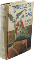 Books:First Editions, Abraham Merritt: Dwellers in the Mirage. (New York:Liveright, Inc., 1932), first edition, 295 pages, black cloth withg...