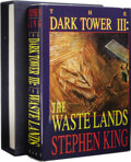 Books:Signed Editions, Stephen King: Signed First Edition of The Dark Tower III: TheWastelands. (Hampton Falls, NH: Donald M. Grant Publisher,...
