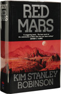 Books:Signed Editions, Kim Stanley Robinson: Signed First UK Edition of Red Mars.(London: Harper Collins, 1992), first UK edition, 501 pages, ...