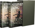 Books:Signed Editions, Stephen King: Limited Signed Edition of The Dark Tower V: Wolvesof Calla. (Hampton Falls: Donald M. Grant, 2003), two v...