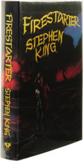 Books:Signed Editions, Stephen King: Firestarter Signed Limited Edition.(Huntington Woods, Michigan: Phantasia Press, 1980), firstedition...