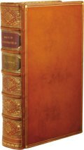 Books:First Editions, Charles Dickens: David Copperfield. (London: Bradbury &Evans, 1850), first edition corresponding to all first state poi...