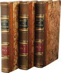 Books:Non-American Editions, Adam Smith: An Inquiry into the Nature and Causes of the Wealthof Nations. (Edinburgh: Silvester Doig, Andrew Stirling,...(Total: 3 )
