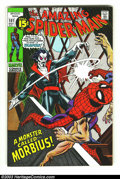Bronze Age (1970-1979):Superhero, Amazing Spider-Man #101 (Marvel, 1971) Condition: VF/NM 9.0. First appearance of Morbius the Living Vampire. Overstreet 2003...