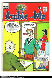 Archie and Me Group (Archie, 1963-68) Condition: Average FN. This lot consists of issues #1, 3-5, 14, 23, 24, plus Archi...