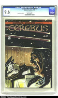 Cerebus #23 (Aardvark-Vanahem, 1980) CGC NM+ 9.6 Off-white to white pages. Dave Sim story and art. Highest CGC graded co...