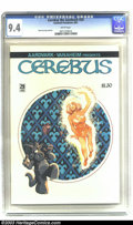 Modern Age (1980-Present):Superhero, Cerebus #29 (Aardvark-Vanahem, 1981) CGC NM 9.4 Off-white to white pages. Dave Sim story and art. Highest CGC graded copy. O...