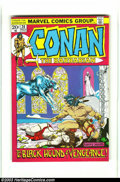 Bronze Age (1970-1979):Miscellaneous, Conan The Barbarian #20-23 Group (Marvel, 1972-73) Condition:Average VF/NM. This lot consists of issues #20-23. They have a...(Total: 4 Comic Books Item)