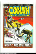 Bronze Age (1970-1979):Miscellaneous, Conan The Barbarian #16-19 Group (Marvel, 1972) Condition: AverageVF-. This lot consists of issues #16-19. All have art by ...(Total: 4 Comic Books Item)
