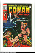 Bronze Age (1970-1979):Miscellaneous, Conan The Barbarian #4 and 6 Group (Marvel, 1971) Condition: Average FN+. This lot consists of issues #4 and 6. Both have ar... (Total: 2 Comic Books Item)