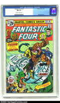 Bronze Age (1970-1979):Superhero, Fantastic Four #170 (Marvel, 1976) CGC NM 9.4 Off-white to white pages. George Perez artwork. Overstreet 2003 NM 9.4 value =...