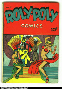 Golden Age Group (Various, 1940) Condition: PR. This is a really cool, large lot of Golden Age comics, but they are all...
