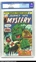 Bronze Age (1970-1979):Horror, Journey into Mystery (2nd Series) #18 Stan Lee File Copy (Marvel,1975) CGC VG 4.0 Cream to off-white pages. Man! How cool w...