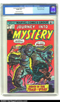 Bronze Age (1970-1979):Horror, Journey into Mystery (2nd Series) #19 Stan Lee File Copy (Marvel,1975) CGC VG/FN 5.0 Cream to off-white pages. Here is your...