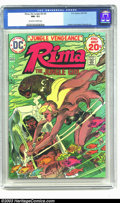 Bronze Age (1970-1979):Miscellaneous, Rima the Jungle Girl #5 (DC, 1974) CGC NM- 9.2 Off-white to whitepages. Joe Kubert cover, Nestor Redondo art. Overstreet 20...