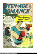 Silver Age (1956-1969):Romance, Teen-Age Romance #84-86 (Marvel, 1961-62) Condition: Average VG4.0. This group consists of issues #84-86. Jack Kirby cover ...(Total: 3 Comic Books Item)