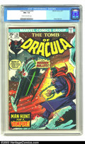 Bronze Age (1970-1979):Horror, Tomb of Dracula #20 (Marvel, 1974) CGC NM+ 9.6 Cream to off-whitepages. Gene Colan art. Tied with one other copy for highes...