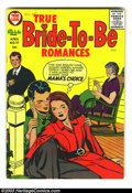Golden Age (1938-1955):Romance, True Bride-to-Be Romances Group (Harvey, 1956) Condition: AverageFN. This lot consists of issues #17 and 19-21. Overstreet ...(Total: 4 Comic Books Item)