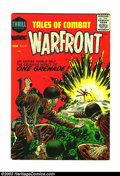Golden Age (1938-1955):War, Warfront Group of #27-35 (Harvey, 1956) Condition: Average VF-. Beautiful, high-grade set of these cool Jack Kirby books. Ov... (Total: 9 Comic Books Item)