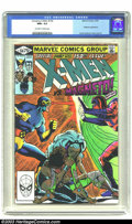 X-Men #150 (Marvel, 1981) CGC NM+ 9.6 Off-white to white pages. Magneto appearance. Double size issue. Dave Cockrum cove...