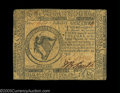 Colonial Notes:Continental Congress Issues, Continental Currency November 29, 1775 $8 Very Fine. A ...