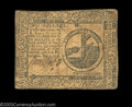 Colonial Notes:Continental Congress Issues, Continental Currency May 9, 1776 $2 Very Fine. A solid ...
