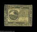 Colonial Notes:Continental Congress Issues, Continental Currency February 26 1777 $6 About New. A very ...