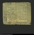 Colonial Notes:Continental Congress Issues, Continental Currency September 26, 1778 $50 Very Good. ...