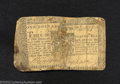 Colonial Notes:Maryland, March 1, 1770, $1, Maryland, MD-55, Fine-VF. The body of this ...