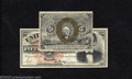 Fractional Currency:Second Issue, Second Issue 5c, Fr-1232, Choice Crisp Uncirculated and Fourth ... (2 notes)