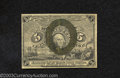 Fractional Currency:Second Issue, Second Issue 5c, Fr-1232, Fine. The bronzing has oxidized. ...