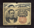Fractional Currency:Fifth Issue, Two Fifth Issue 10c, Fr-1265, Very Good, one with an edge tear ...(2 notes)