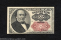 Fractional Currency:Fifth Issue, Fifth Issue 25c, Fr-1309, Choice AU. Short key variety. ...