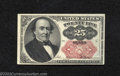 Fractional Currency:Fifth Issue, Fifth Issue 25c, Fr-1309, About Uncirculated. This short key ...