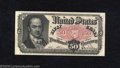 Fractional Currency:Fifth Issue, Fifth Issue 50c, Fr-1381, About Uncirculated. This is a very ...