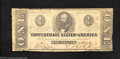 Confederate Notes:1863 Issues, 1863 $1 Clement C. Clay, T-62, Fine. Clement Clay was a US ...