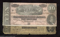 Confederate Notes:Group Lots, 1864 $20 State Capitol at Nashville, TN; A.H. Stephens on ... (2notes)