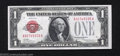 Small Size:Legal Tender Notes, 1928 $1 Legal Tender Note, Fr-1500, Gem CU. This is a crisp ...