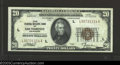 Small Size:Federal Reserve Bank Notes, 1929 $20 Federal Reserve Bank Note, Fr-1870-L, Choice CU. ...