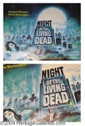 Autographs, Night of the Living Dead British Quad