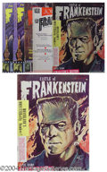 Autographs, Castle of Frankenstein Magazine Collection