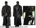 "Autographs, Brandon Lee's Outfit from ""The Crow"""
