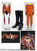 Autographs, Blackstone Female Ringmaster Costume – has pic