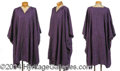 Autographs, Two Purple Striped Caftans & Potentate Padded Bodysuit
